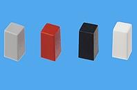 Typ PB09, quadratisch ohne Rand