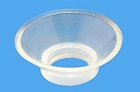 Isolierhülsen für Senkkopfschrauben